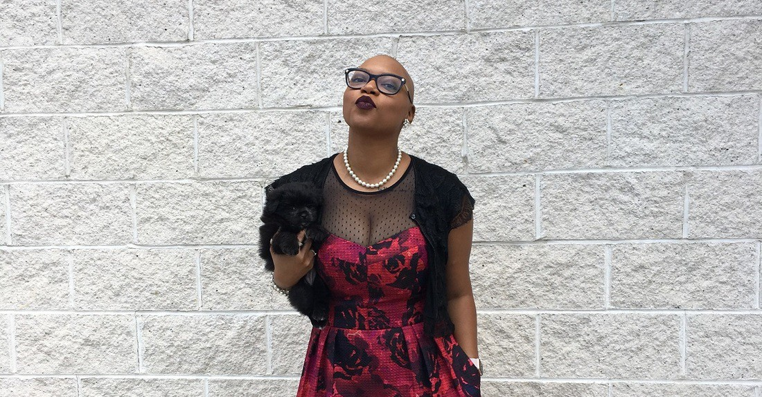 Keonda Hawkins Is A Young Woman Determined To Slay Ovarian Cancer