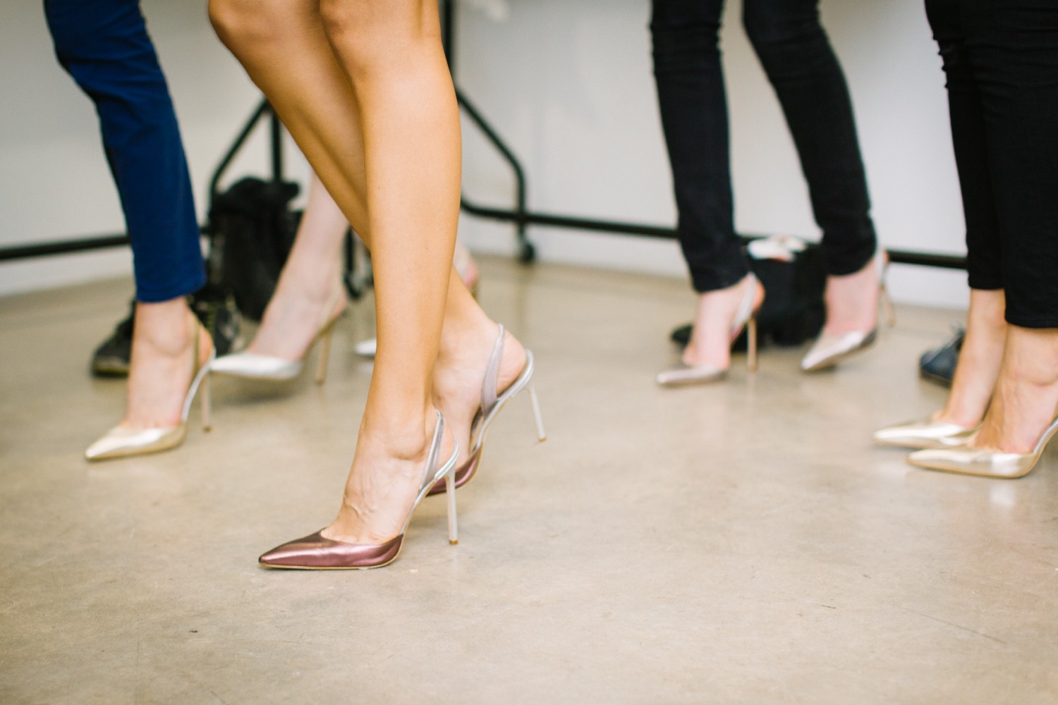351deb5e97f Working Women Are Finally Ditching High Heels - Thrive Global