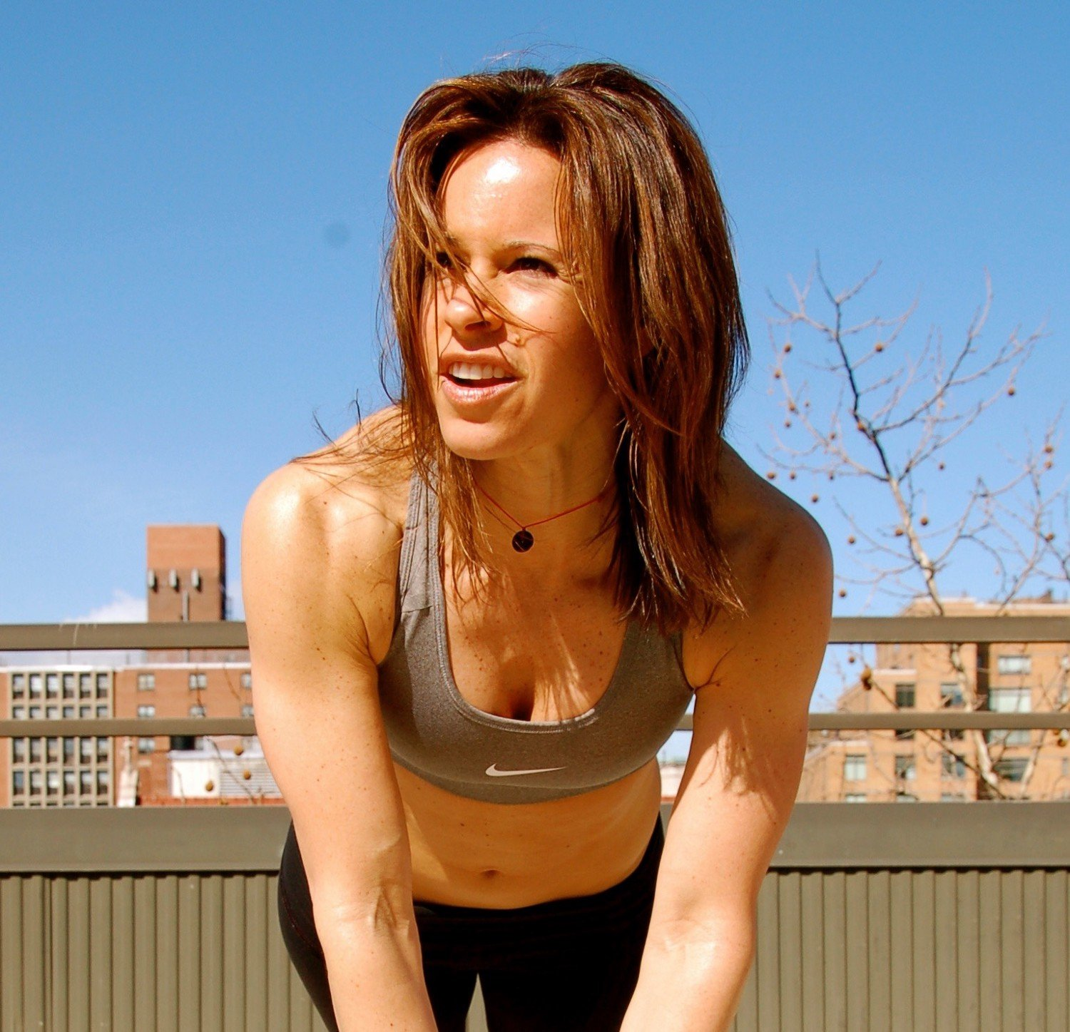 Jenna Wolfe On How To Exercise Anywhere