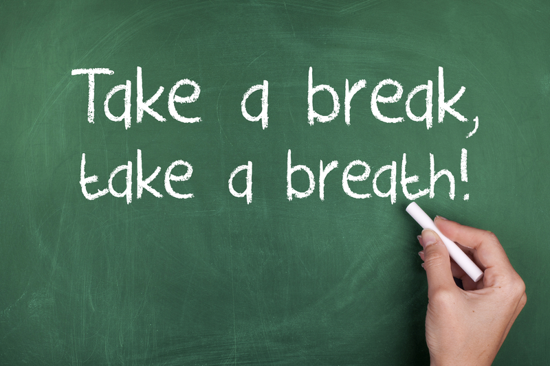 Image result for Taking a Break