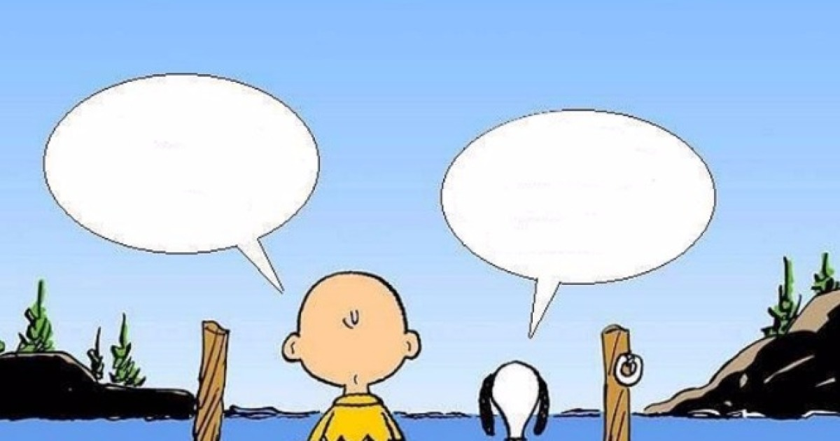 #LifeLessons from Good 'ole Charlie Brown and Snoopy