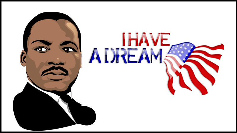 In Celebration of Martin Luther King Jr.