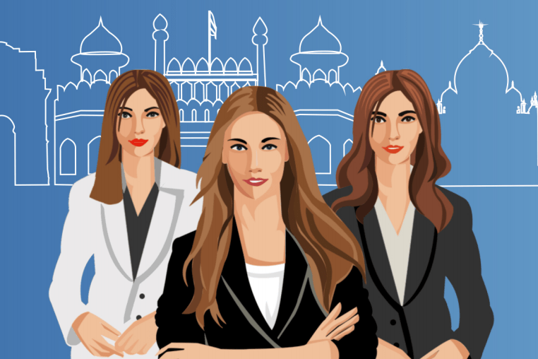 role of women in business world