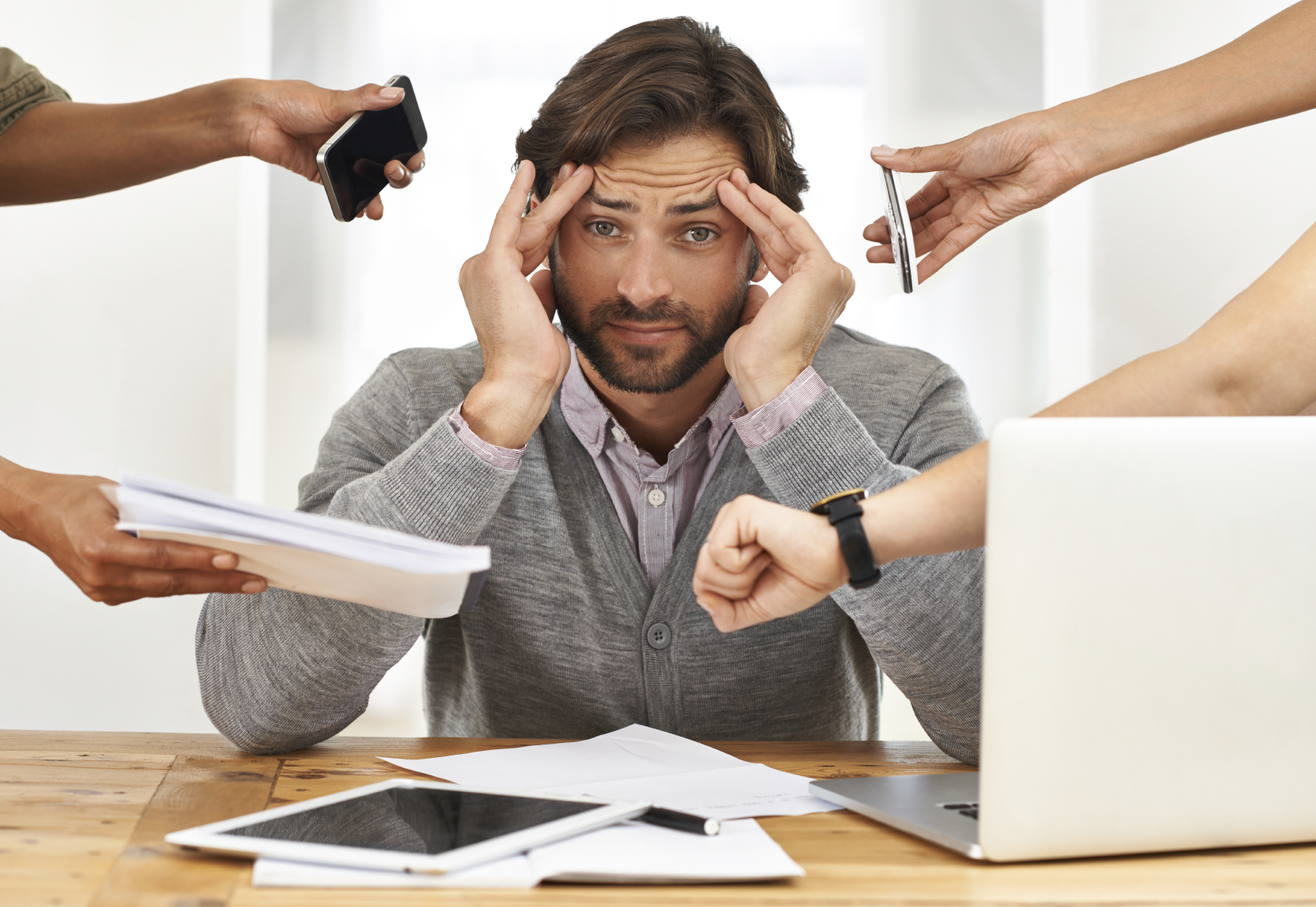 how to ease the stress of running an ecommerce business