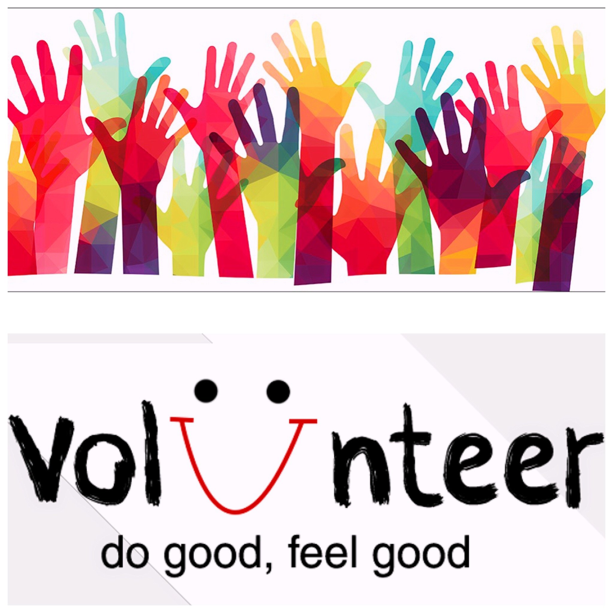 Image result for volunteering feels good