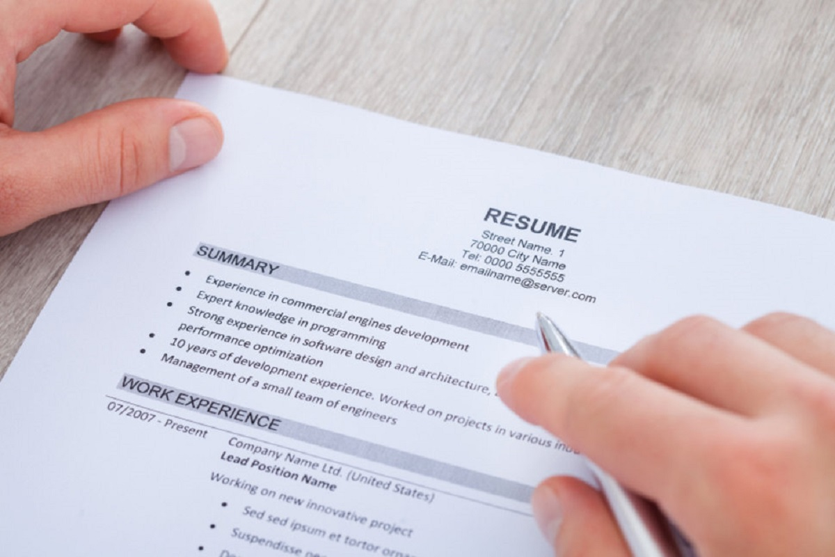 Tips to Create the Perfect Resume with Resume Builder and ...