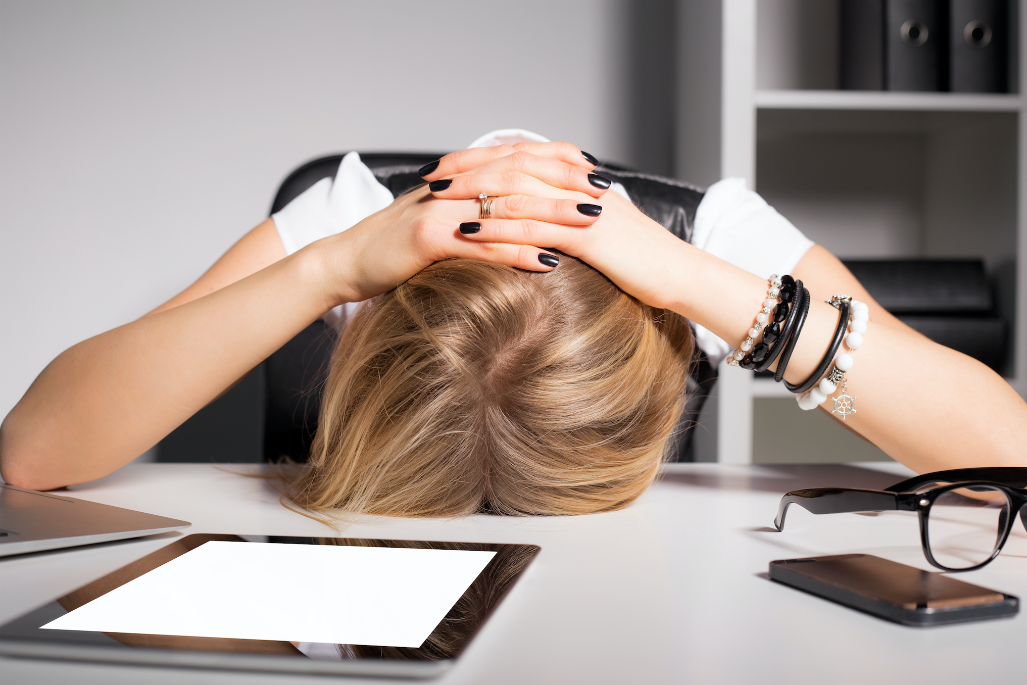 What Should You Do When You Are Frustrated With Work?