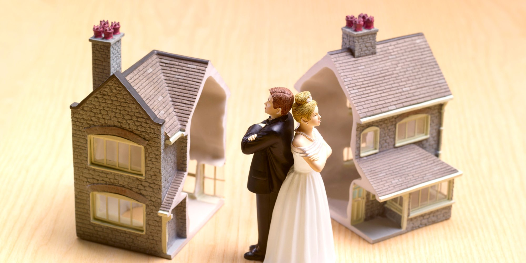 What Happens to Your Real Estate Property When You File a Divorce?