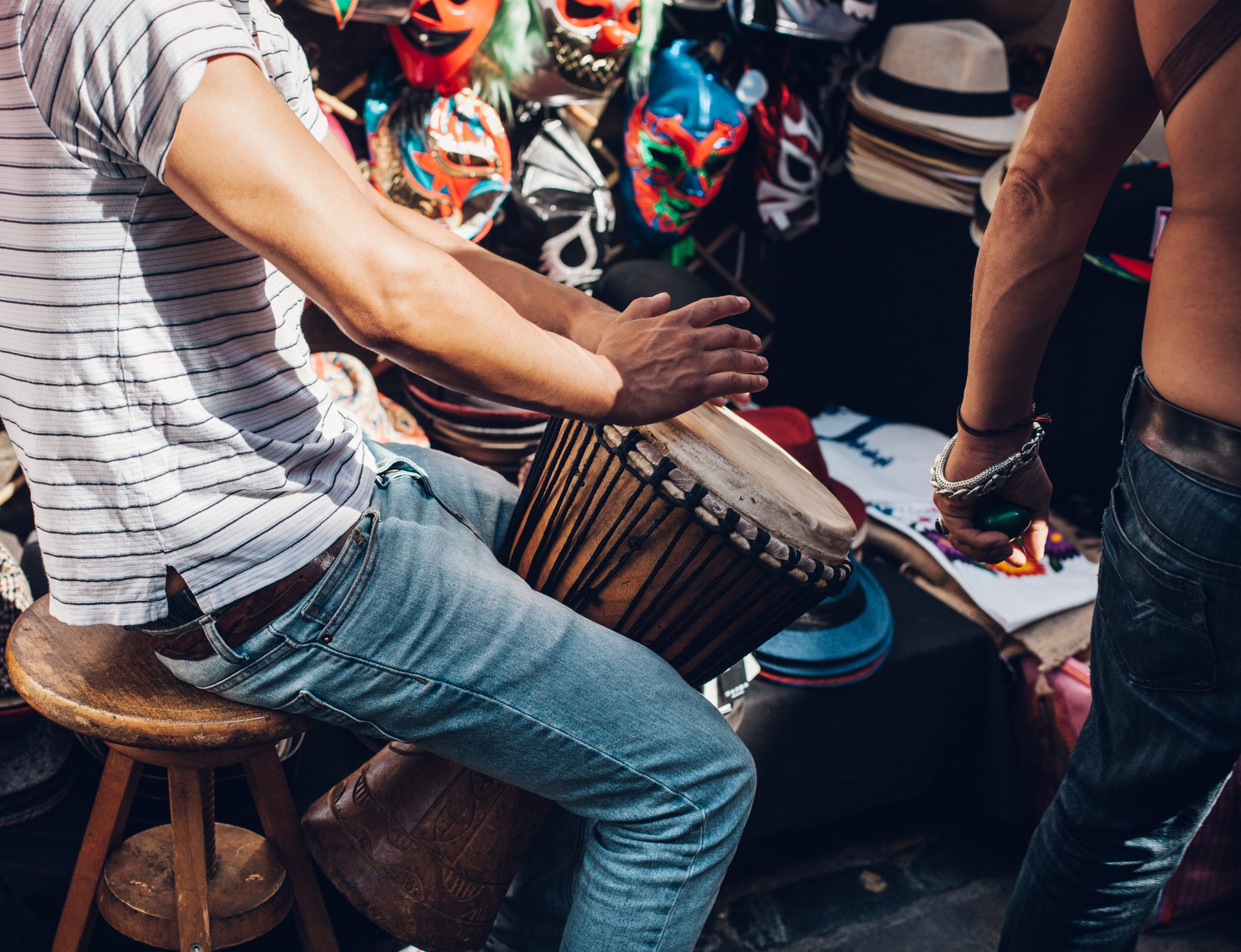 The Healing Power of Drum Song in Recovery - Thrive Global