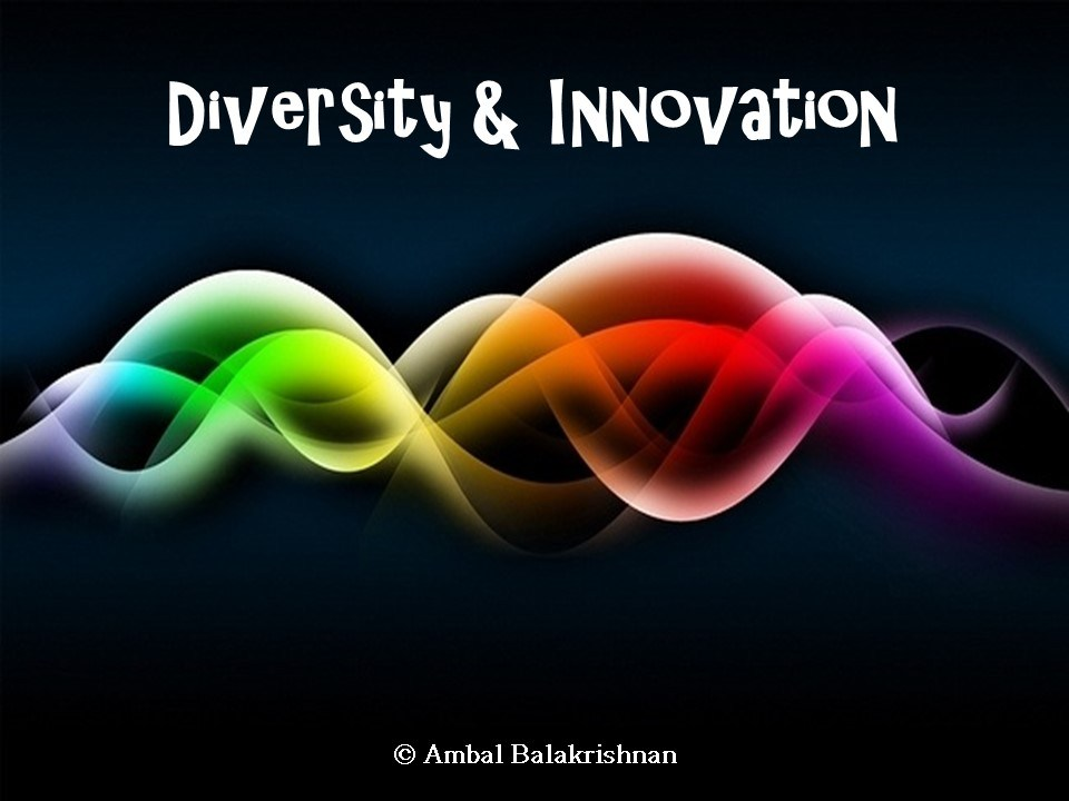 On Diversity Led Innovation The Medici Effect