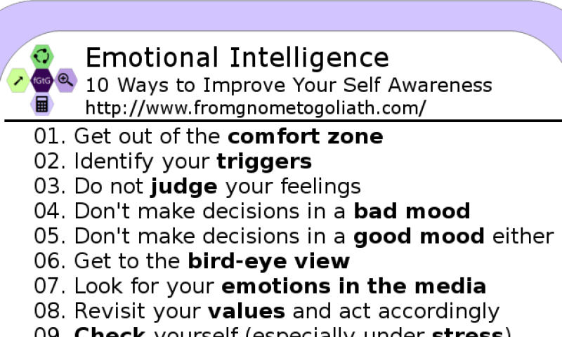 Why Emotional Intelligence Is The Thing You Need Right Now