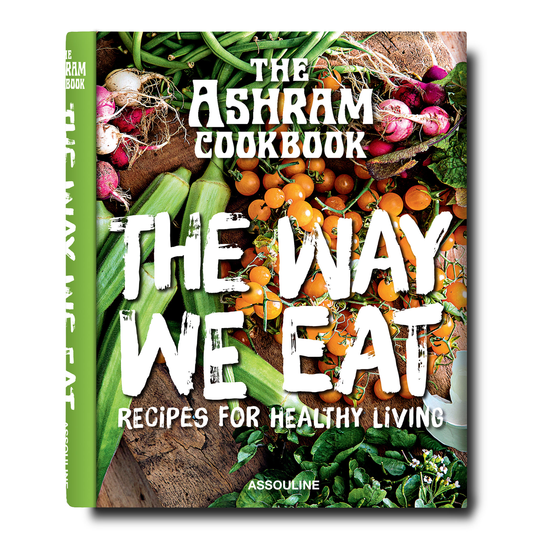 Catharina Hedburg/The Ashram Cookbook