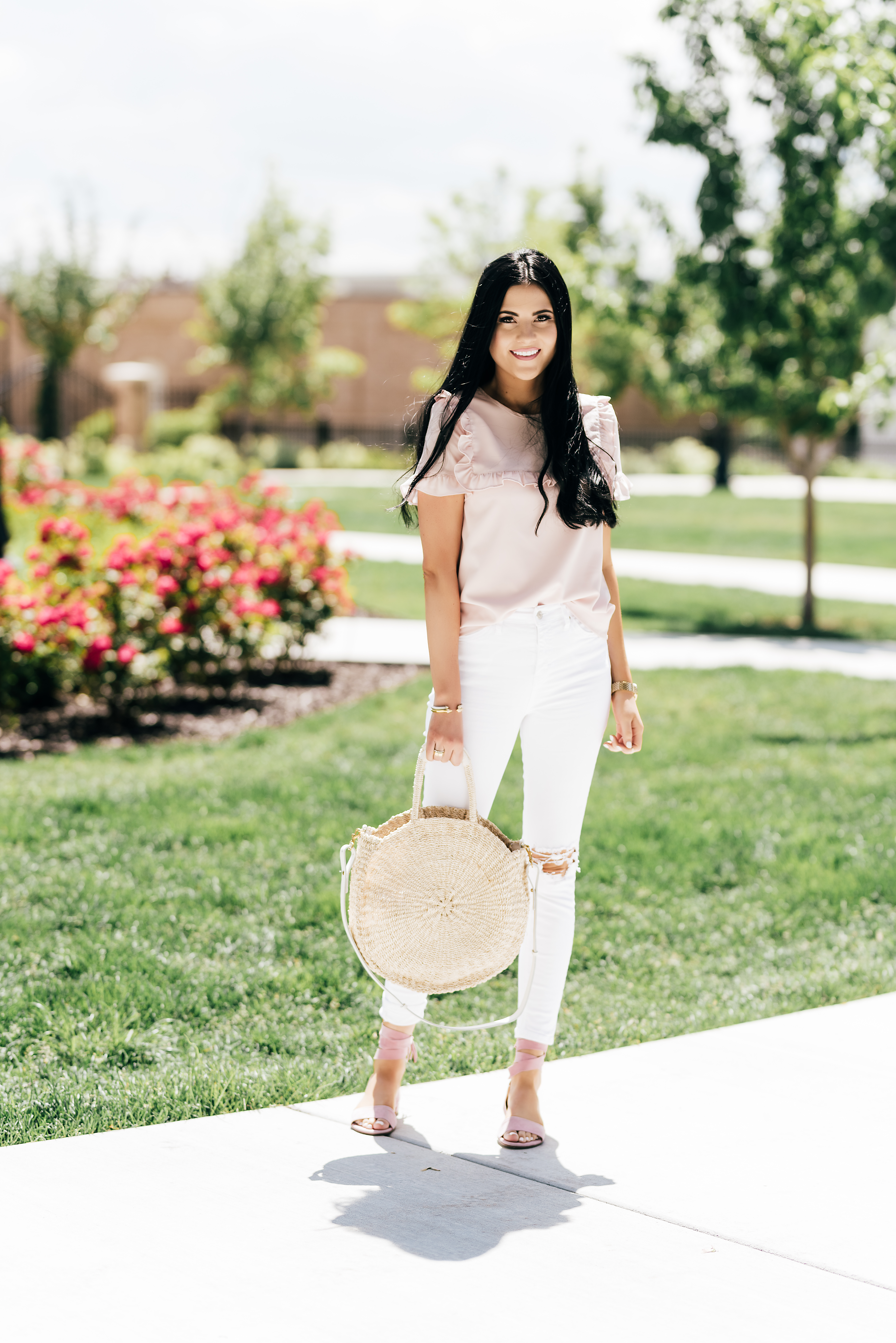 I Spoke To Social Media Influencer Rachel Parcell About Her Journey And Best Advice