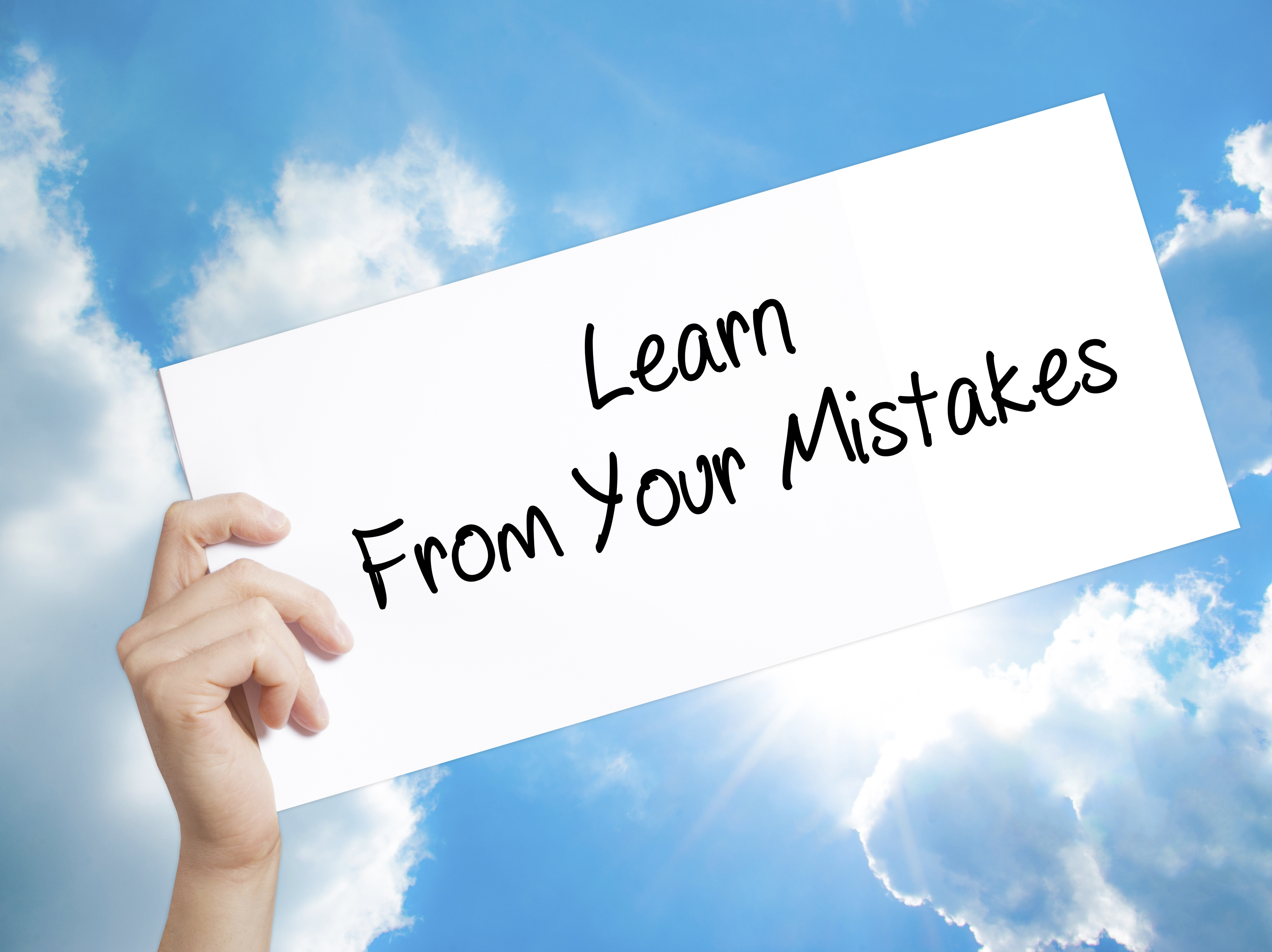 Image result for Not learning from your mistakes