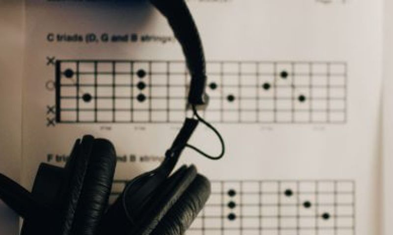 Why Listening to Music Can Make You More Productive, According to