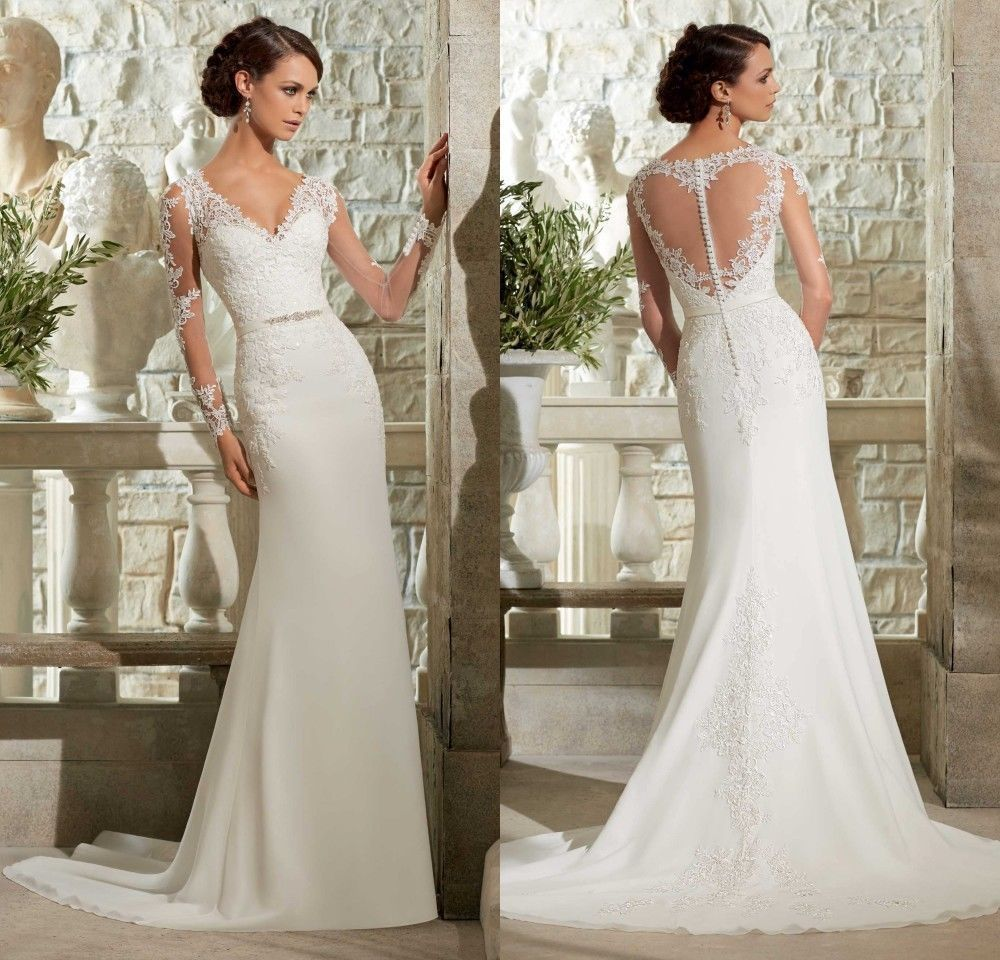 Your wedding day is a good reason to embrace the romantic style 3b9e3adbe