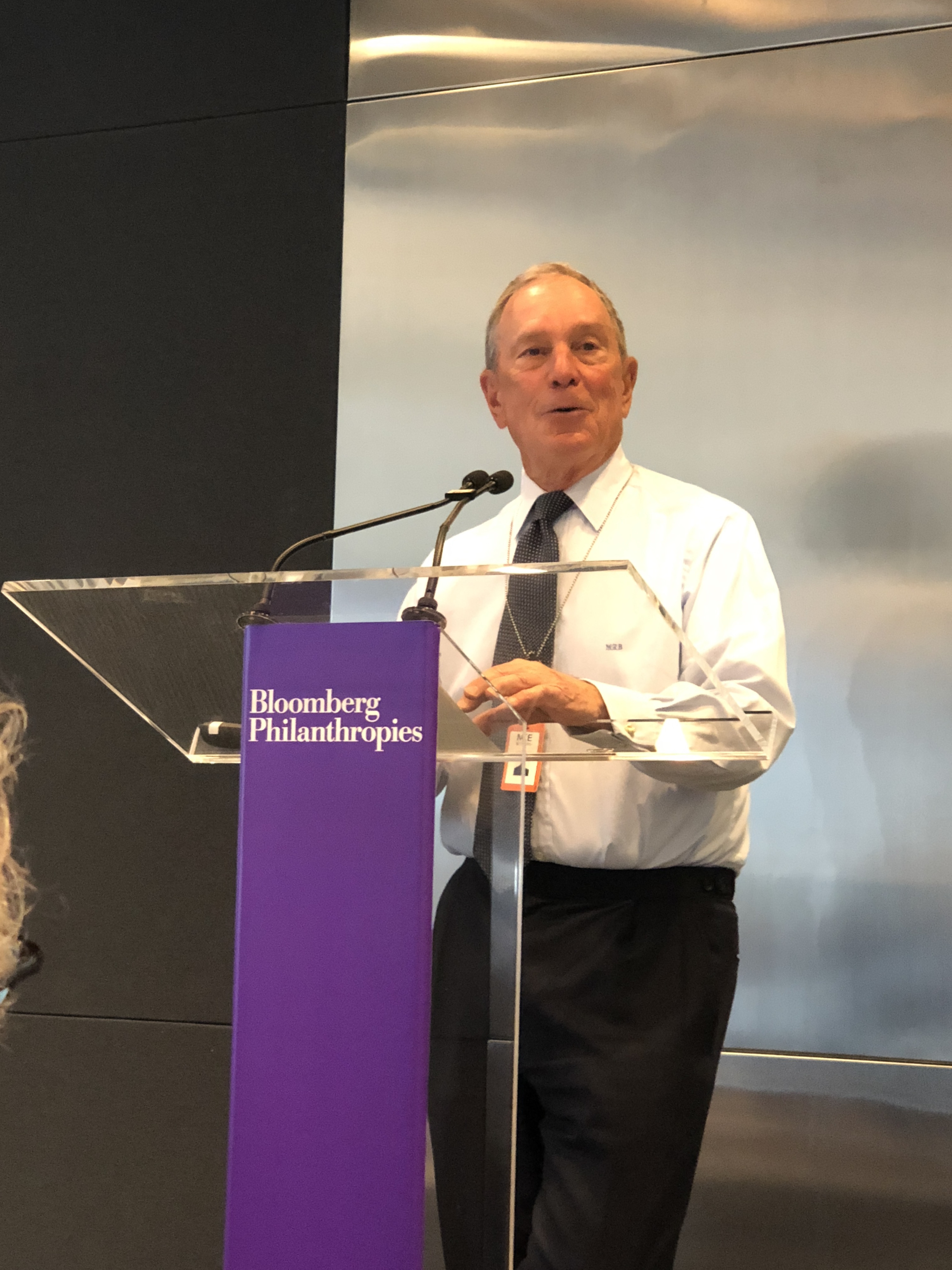 Bloomberg's Second Annual Global Business Forum Weighs in on