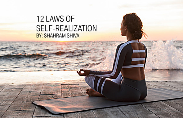 The 12 Laws Of Self Realization
