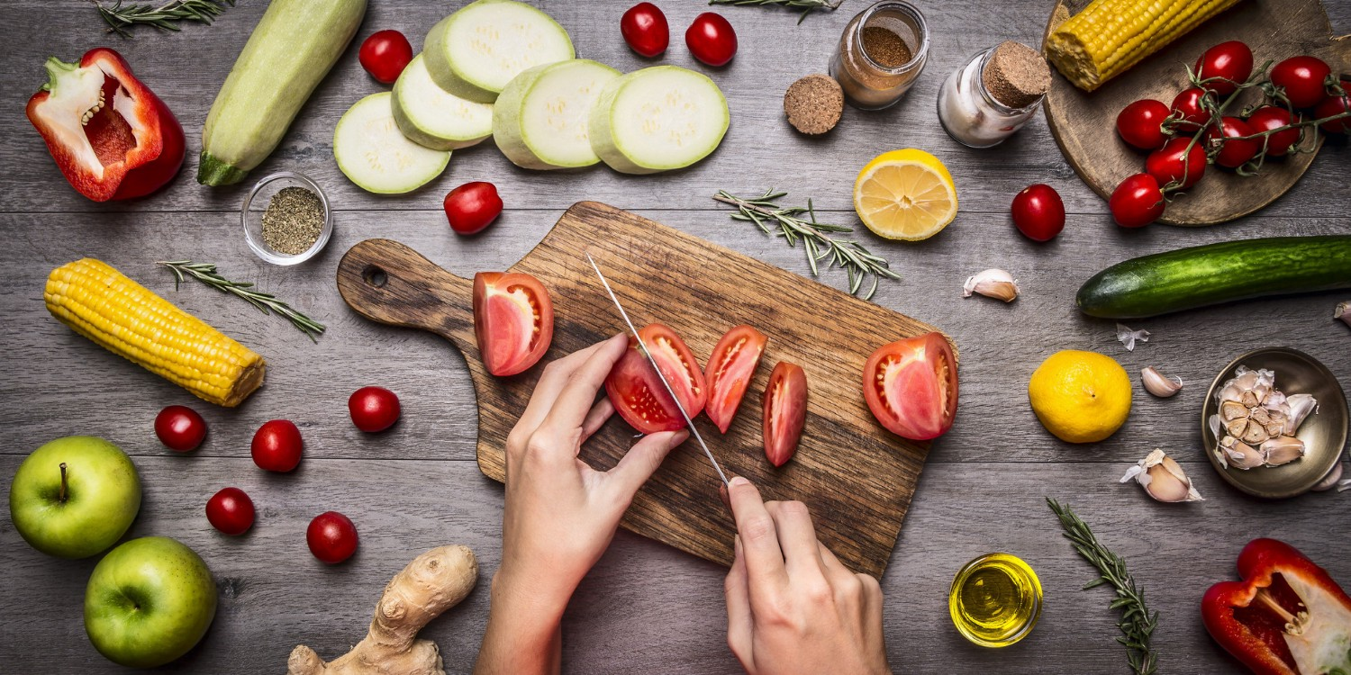 Life is like a cooking recipe — You control the ingredients