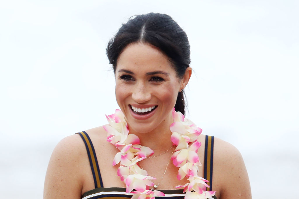 meghan markle is reportedly happy to be off social media here s why