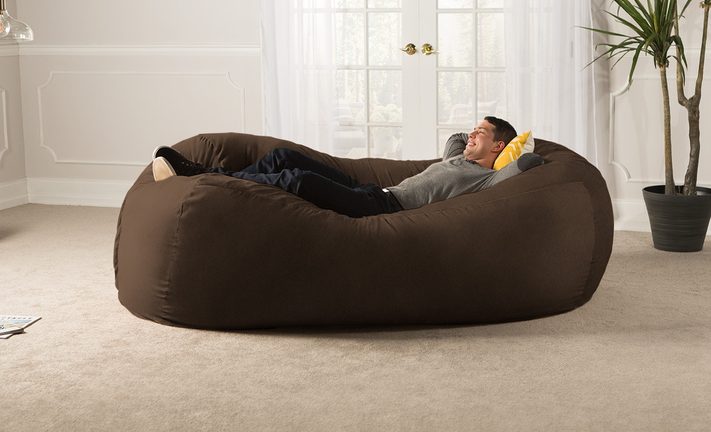 Astounding Change By Choice Bean Bag Couch Why Its A Must Have Beatyapartments Chair Design Images Beatyapartmentscom