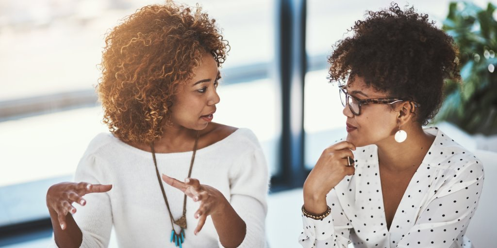 The power of meaningful conversation