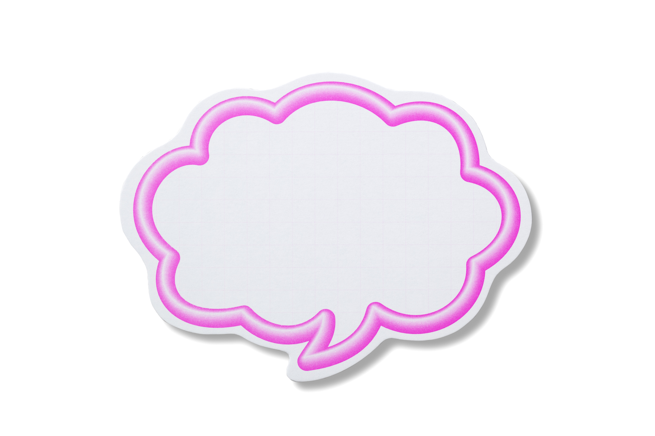 Speech Bubble with clipping path