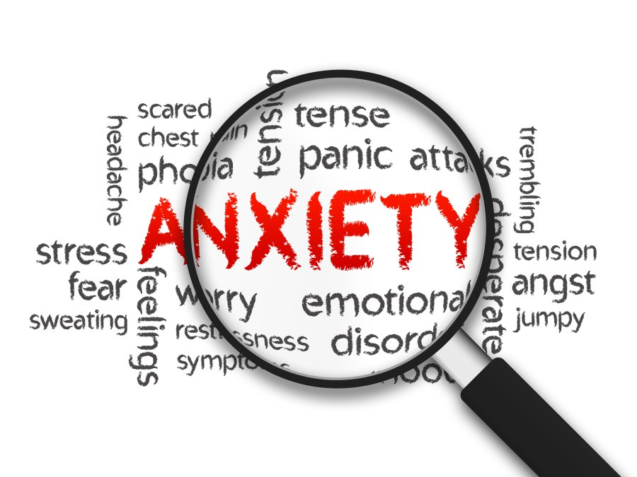 Overcoming Anxiety Quotes