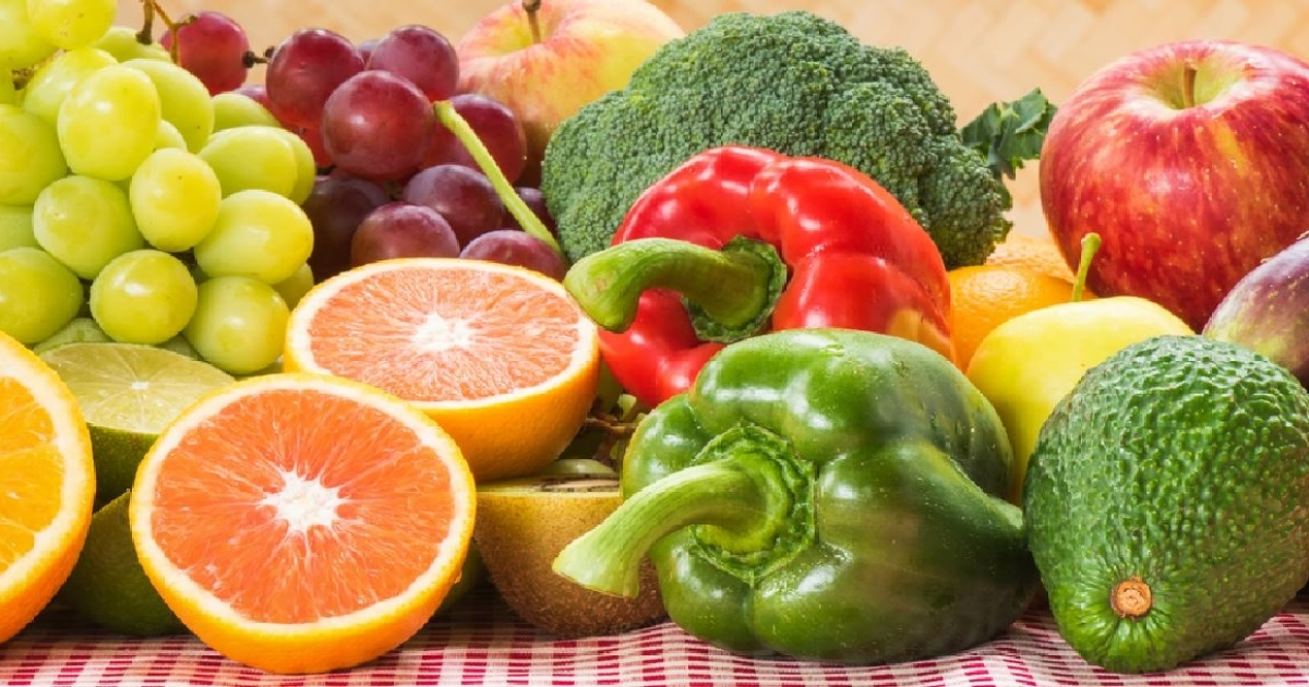 5 types of food to live longer and healthier