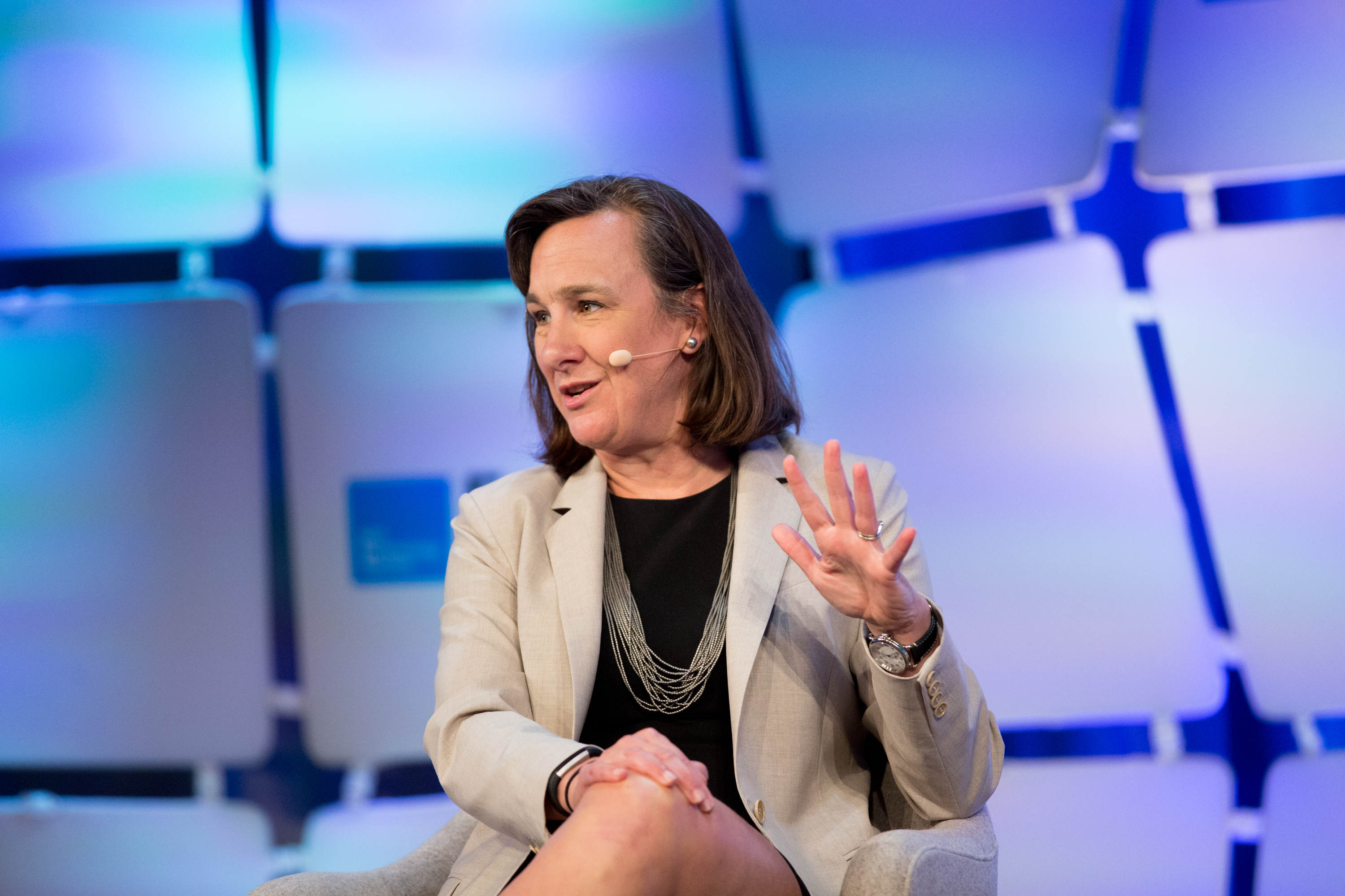 Tips From The Top: One On One With Janet Foutty, CEO of Deloitte