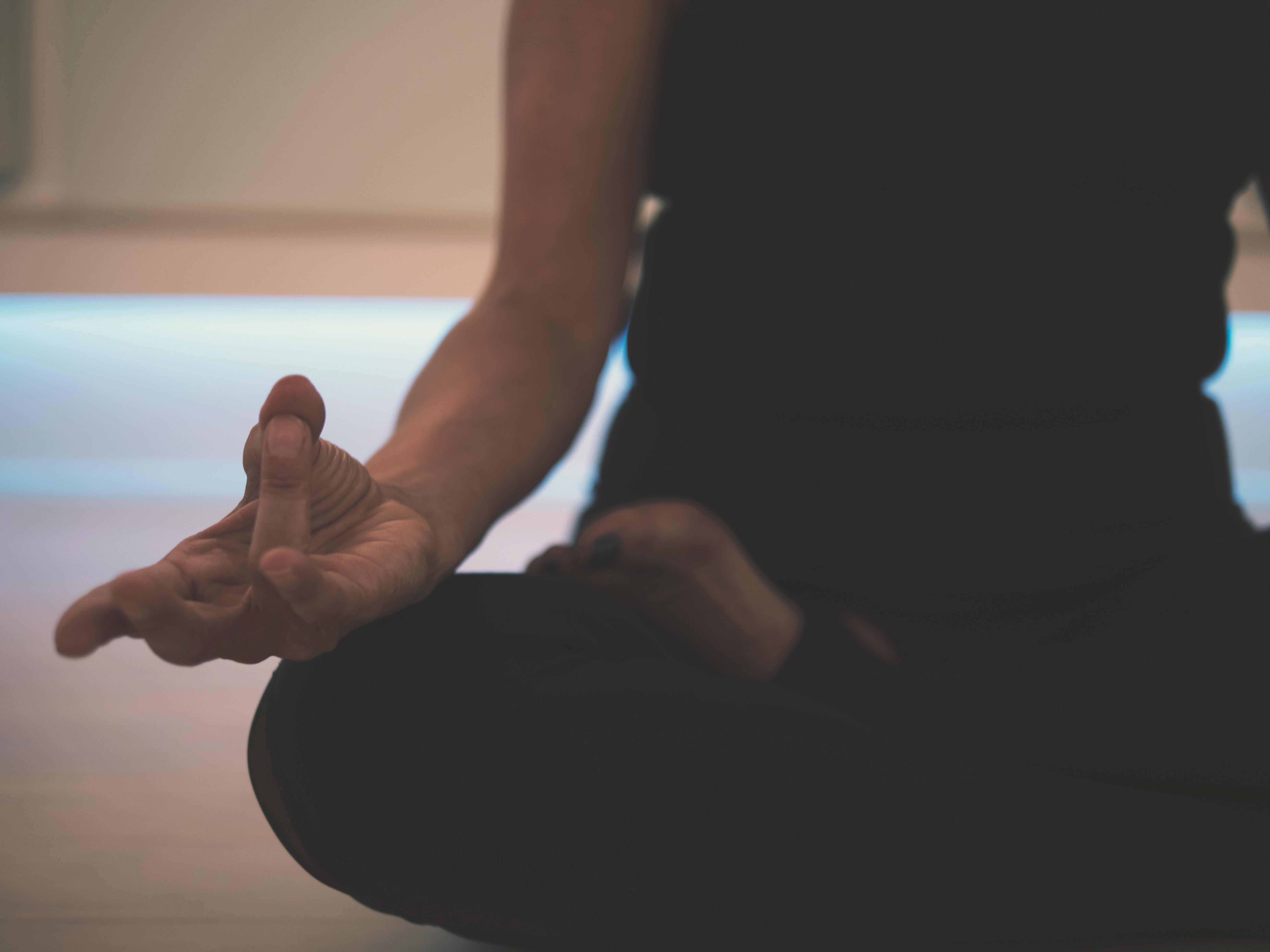 yoga depression anxiety