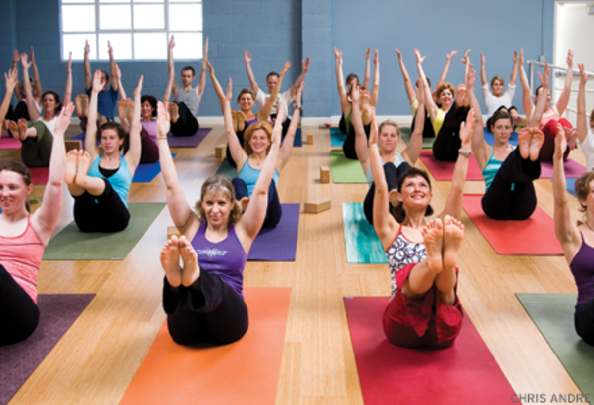What You Should Take To The Yoga Class