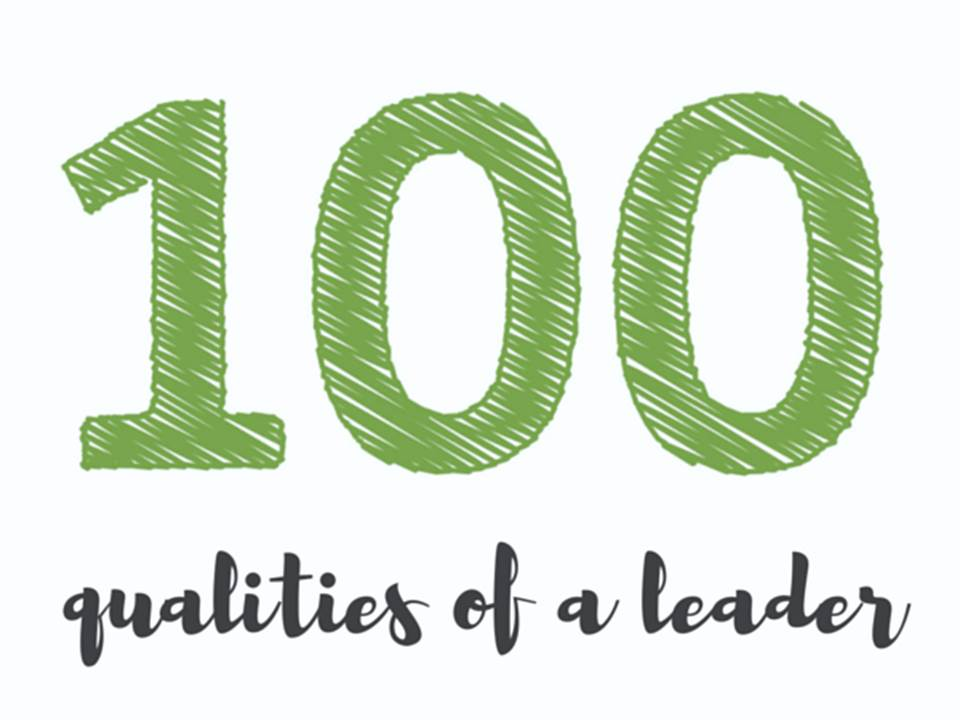 100 leadership strengths