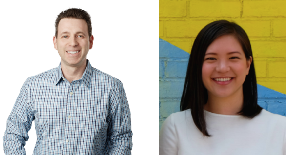 Matt Hoffman, VP of People, Digital Ocean and Yoojin Levelle, a Program Manager on the People Operations team at Digital Ocean