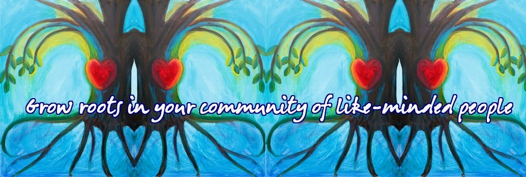 change the world by getting involved in your community
