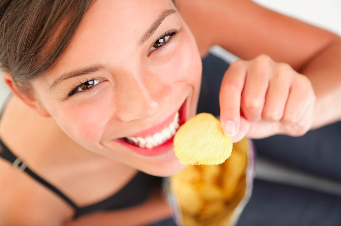 Think of Exercise Like Potato Chips in 2019 to Eliminate Barriers