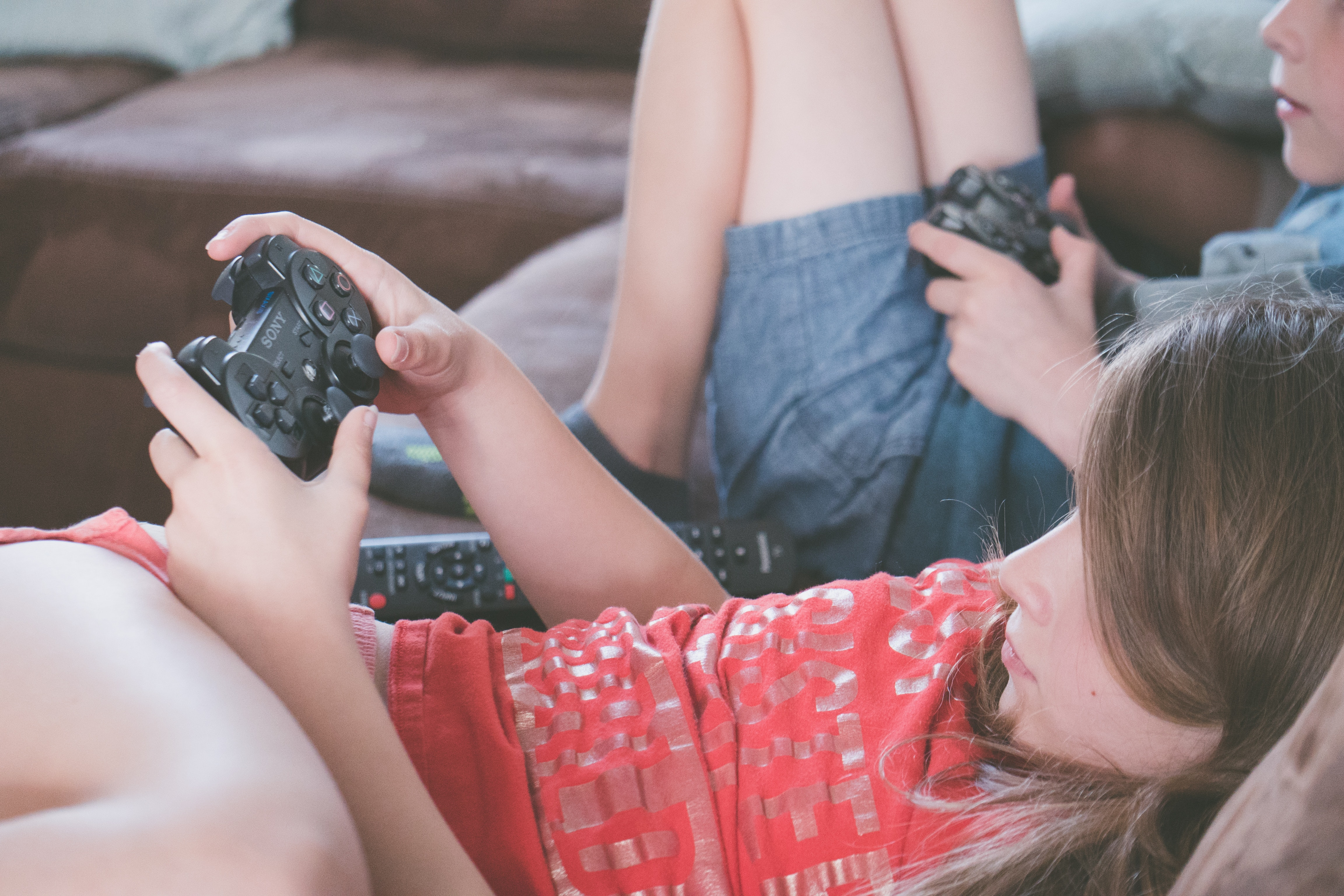 Video games can stunt your child's development