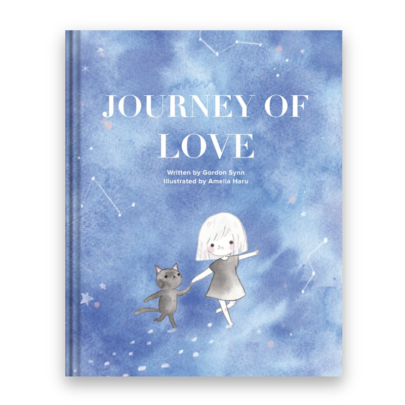 Journey of Love Book Cover
