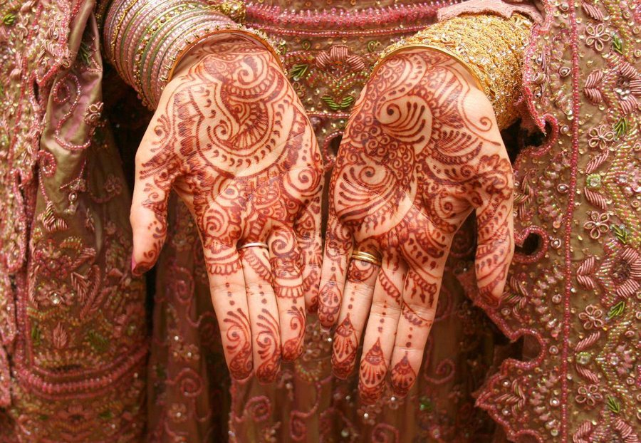 Beautiful Mehndi Desings