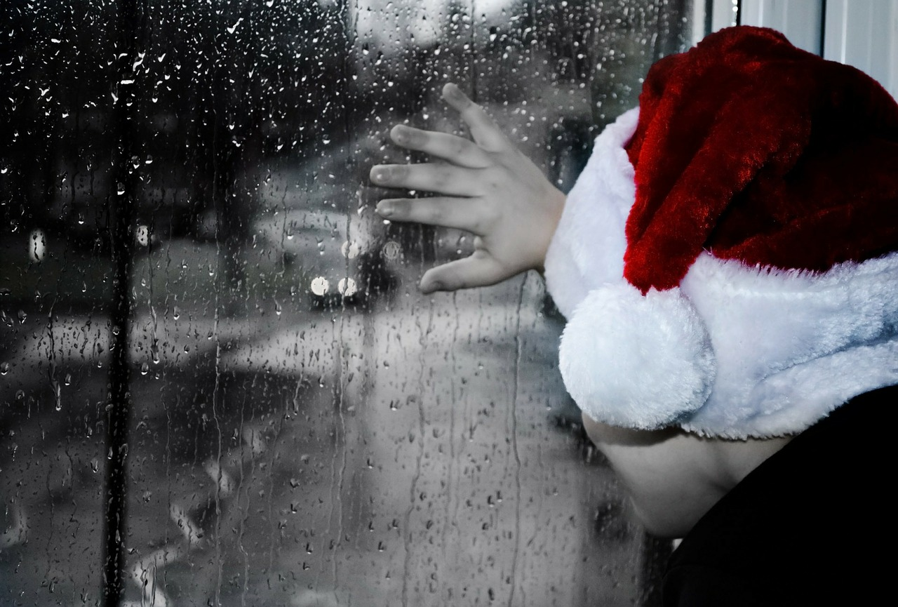 Your holiday can be both happy and sad.