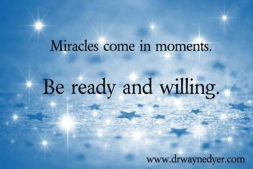 I expect Miracles by #LivingFearlessly with Lisa McDonald