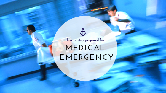 5 Ways You Can Stay Prepared For Any Medical Emergency