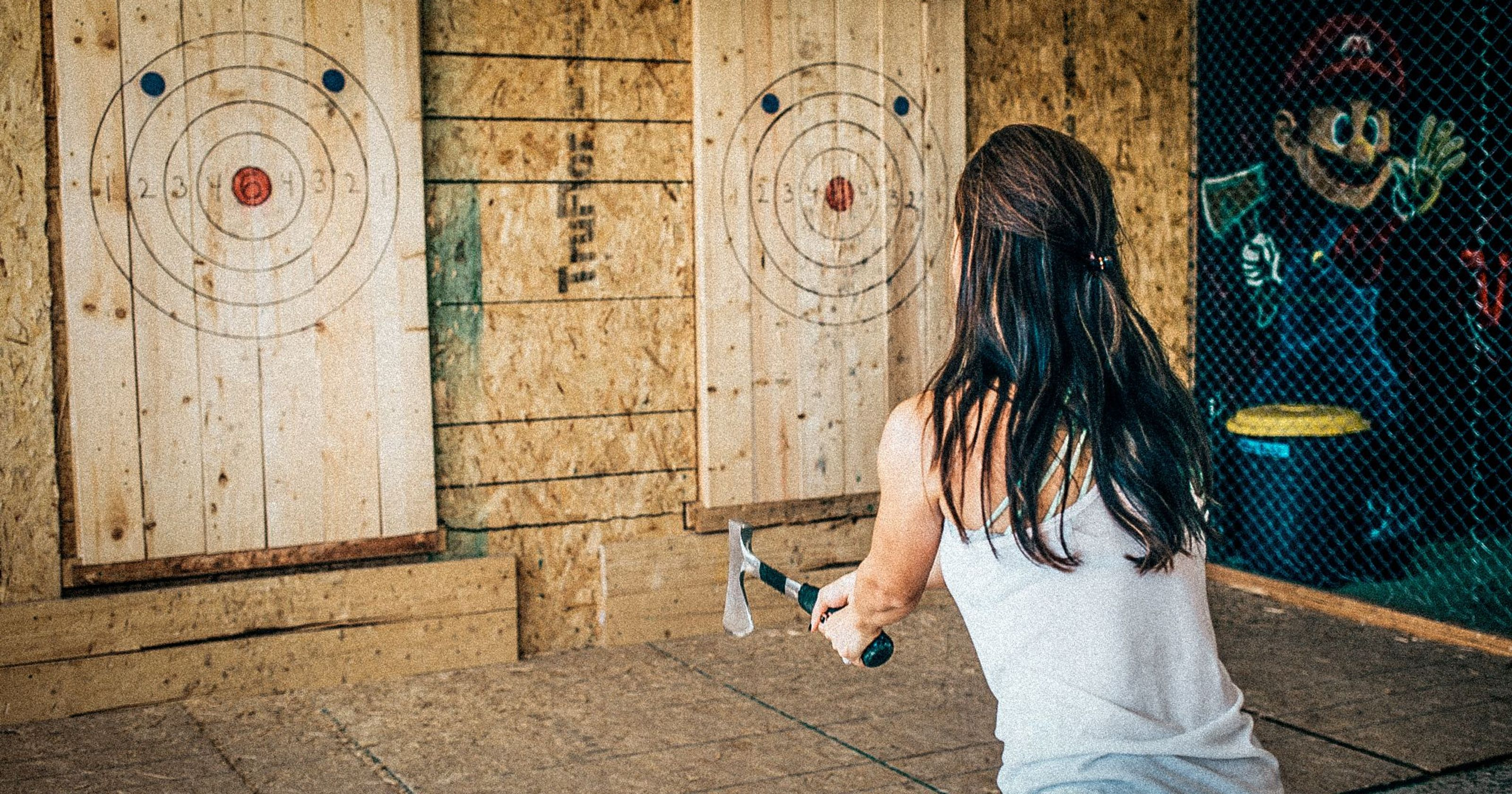 How Axe Throwing is Like Starting a Business