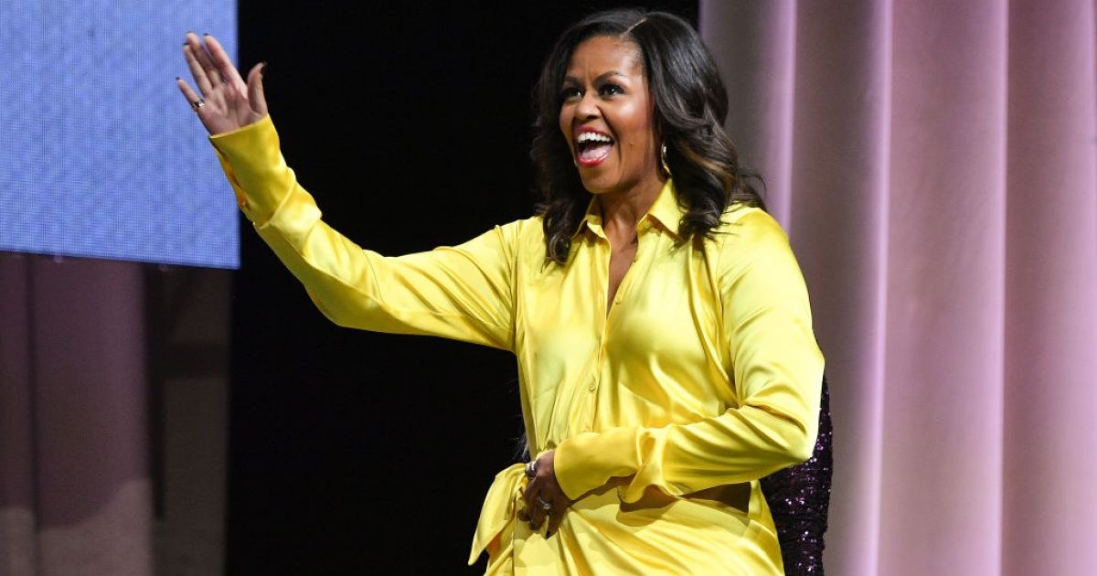 7 Times Michelle Obama Made Us Believe That We Can Win at Life