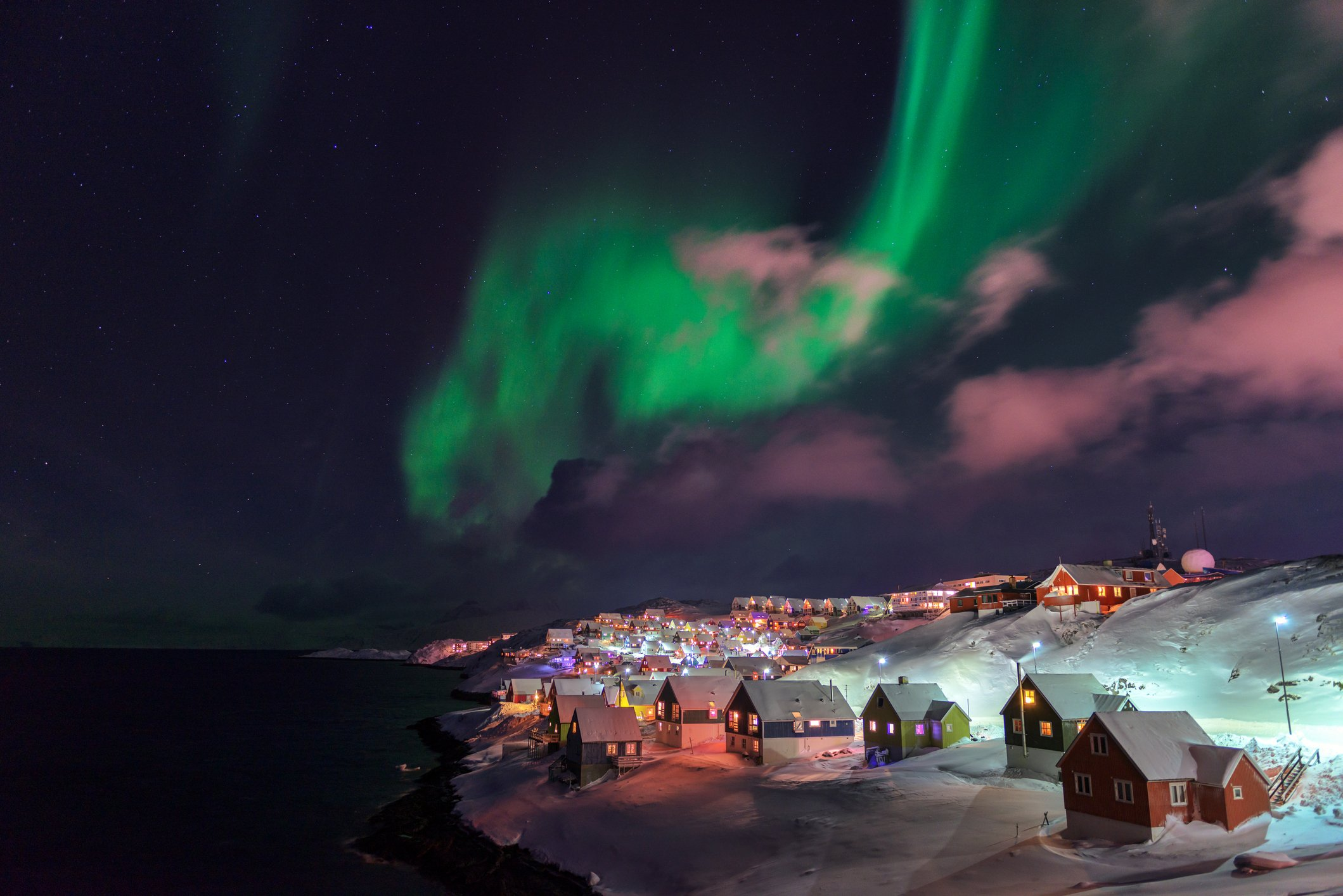 Location: Greenland. Photo Credit: Carlo Lukassen/Getty Images