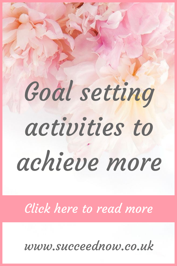 Click here to read goal setting activities to achieve more
