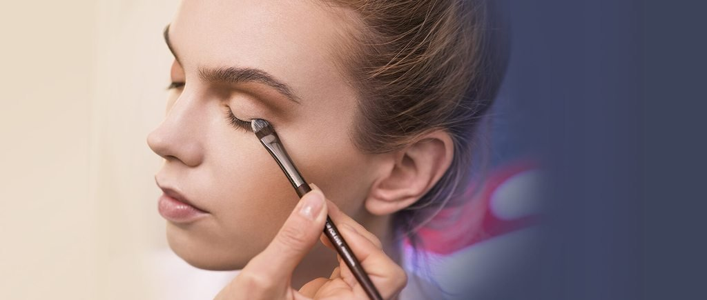 hair and bridal makeup courses