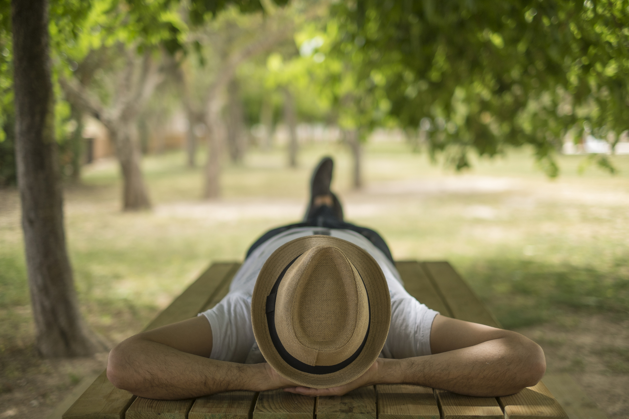 Taking a quick nap can be helpful if you're feeling overly sluggish or tired.