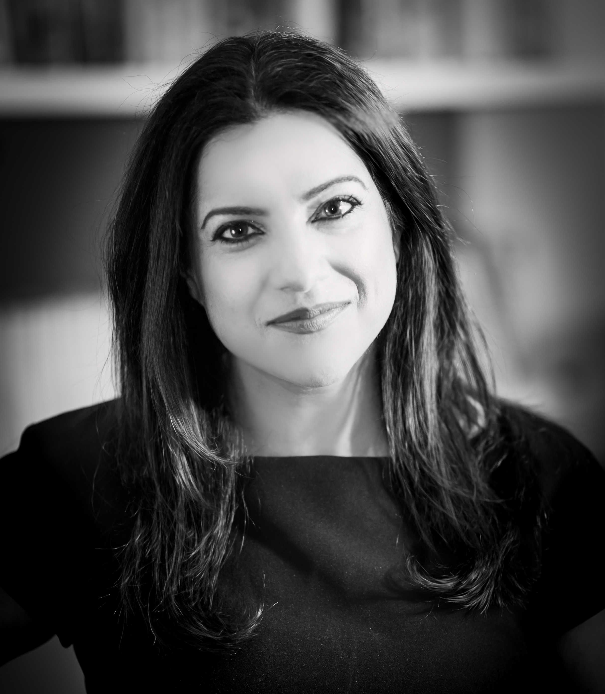 Reshma Saujani by Adrian Kinloch in NYC