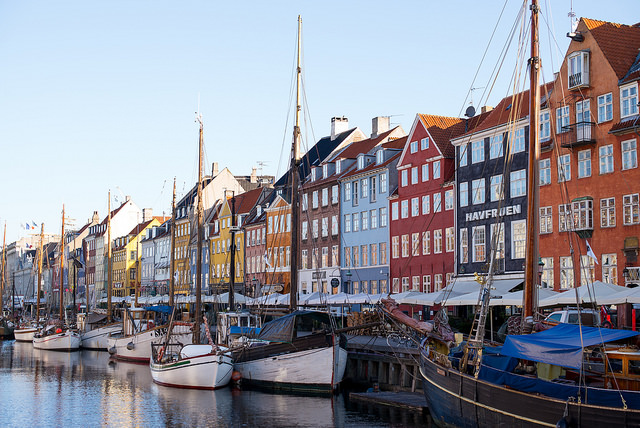 Copenhagen, Denmark – Photo: Roman Boed via Flickr, used under Creative Commons License (By 2.0)